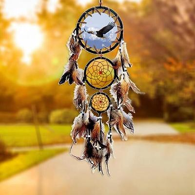 Fashion Handmade Dream Catcher With Feathers Wall Hanging Decoration Ornament