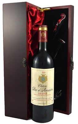 1989 Chateau Duc d'Arnauton 1989 Vintage Red Wine