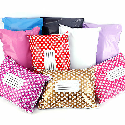 Strong Mail Bags Post Mailing Postage Poly Self Seal All Sizes&Color