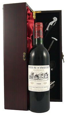1988 Chateau D'Angludet 1988 Margaux  Vintage Red Wine