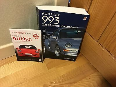 Porsche 993 Books -King of Porches and Buyers Guide