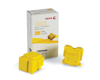 990E056 2 Pz Solid Ink Giallo Phaser 8570