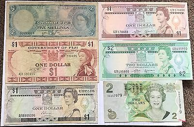 Mixed Fiji Notes