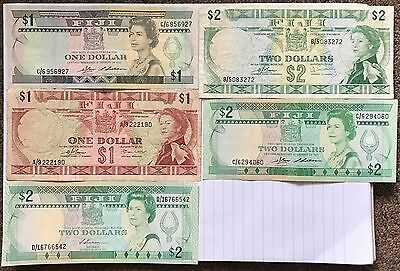 Fiji Mixed Notes
