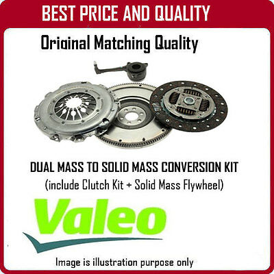 835085 Genuine Oe Valeo Solid Mass Flywheel And Clutch  For Bmw 1 Series