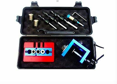 Log Furniture Master Kit Home Series tenon hole drilling positioning device.