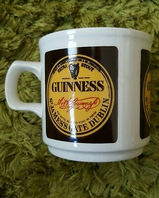 Guinness mug, made in Shannon  Ireland.  Mint condition.