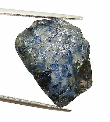 54.20 Ct Certified Natural Blue Sapphire Gemstone Rough eBay