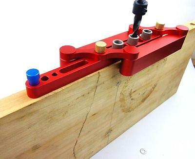 Round Hole Jig Joinery Drilling Position System For Professional Wood Working