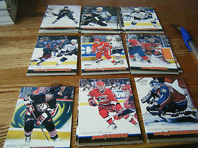 58   Pacific   2000   American Ice Hockey Cards  Mint   All Listed