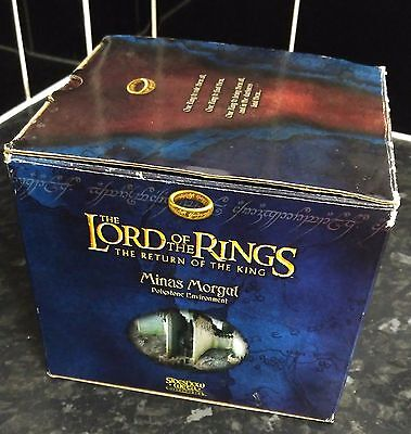 Sideshow Weta The Lord of the Rings MINAS MORGUL