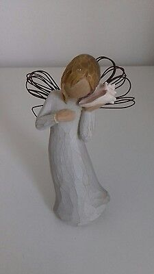 Willow tree figurines - Thinking of you
