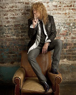 Robert Plant / Led Zeppelin 8 x 10 / 8x10 GLOSSY Photo Picture