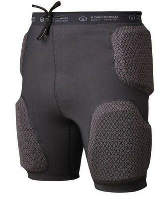 Forcefield Sports Action Shorts Sport Pads Large L Armoured Offroad Enduro Pants