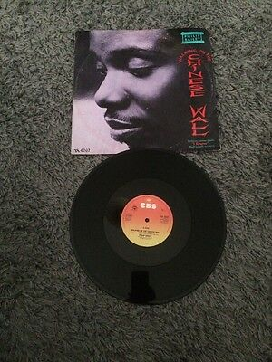 """PHILIP BAILEY Walking On The Chinese Wall 12""""VINYL UK Cbs 1984 B/W Trapped"""