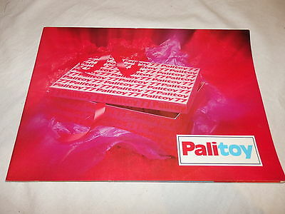 Vintage Palitoy 1977 Toy Catalogue Action Man Pippa Dolls Carrie Tiny Tears