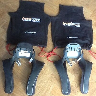 HANS Device Stand 21