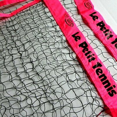 Le Petit Tennis Spare - Replacement Net For 18-foot Portable Tennis Pink Net