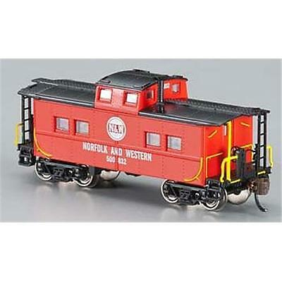 Bachmann BAC16855 N Noreste Acero Caboose Norfolk and Western
