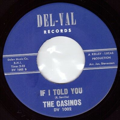 Northern Soul - Casinos - If I Told You **Listen**