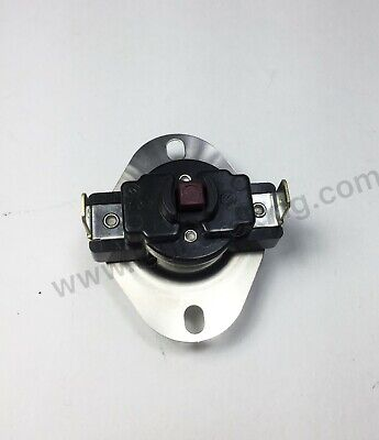 9576-207-008  (2) Pieces Manual Reset Thermostat(Old Style)