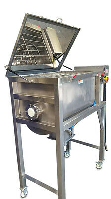RIBBON BLENDER STAINLESS STEEL 35 CUBIC FOOT (Nationwide shipping available)
