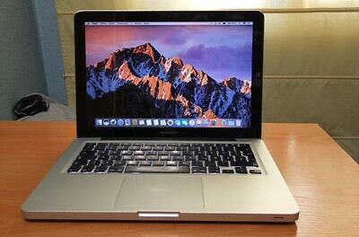 "Apple Macbook Pro unibody Core i5 13,3"" finales 2011"