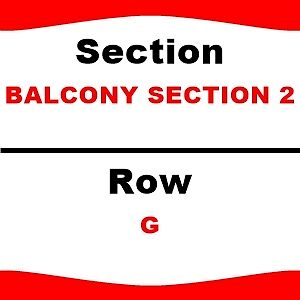2 TIX Dave Chappelle 3/31 ACL Live at The Moody Theater Sect-BALCONY SECTION 2