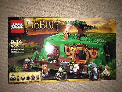 LEGO The Hobbit 79003 An Unexpected Gathering - New and sealed set