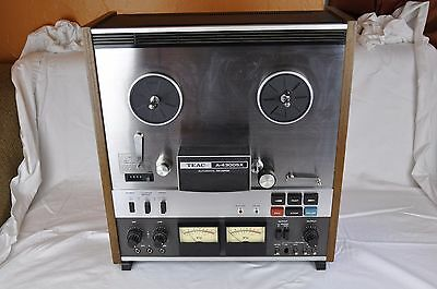 TEAC A4300SX   Reel to Reel Tape Deck