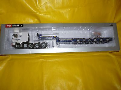 W.s.i Collectibles Livery Baldwins Crane Hire Scale 1-50