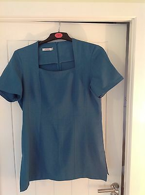 Tunic Top Workwear Beauty Therapist Size 16