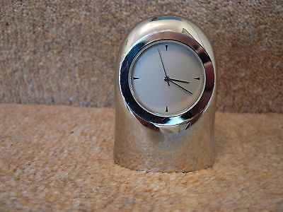 Tottenham Hotspur Members Club Clock.football Soccer Club Team.ss/chrome Finish