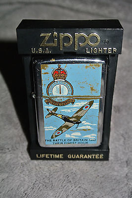 Zippo lighter The BATTLE OF BRITAIN their finest hour