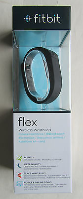 Fitbit Flex Black - brand new and unopened - Large and Small Wristband included