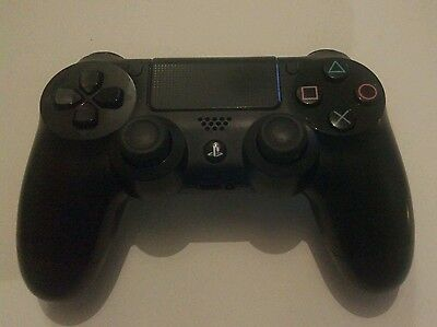 Original Black PS4 Black Controller- Faulty L1 Button SONY PLAYSTATION 4
