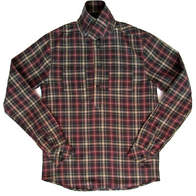 NEW Mens Wholesale 30 x Checked shirts joblot Small - XL