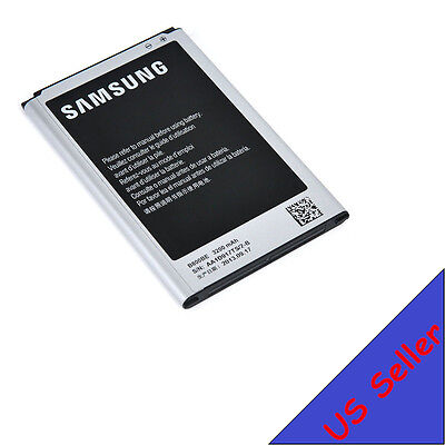 New OEM Original Samsung Galaxy Note 3 III Battery B800BU N900A/P/T/V 3200 mAh