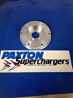 Paxton Supercharger Sn-93 Race Load Plate