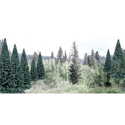 Woodland ScenicsWS 1587 2-4 pulg Ready Trees Blue Spruce