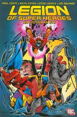 Legion of Super-Heroes: An Eye for an Eye #1 in Very Fine + condition
