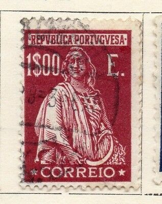 Portugal 1930 Early Issue Fine Mint Hinged 1E. 133641