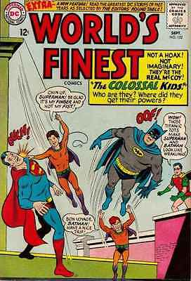 World's Finest Comics #152 in Very Good condition. FREE bag/board