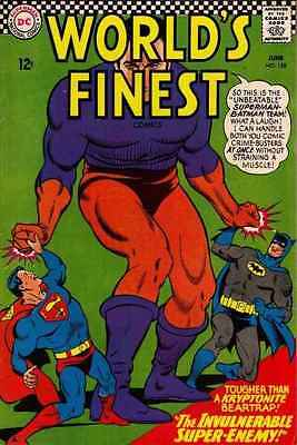 World's Finest Comics #158 in Very Good condition. FREE bag/board