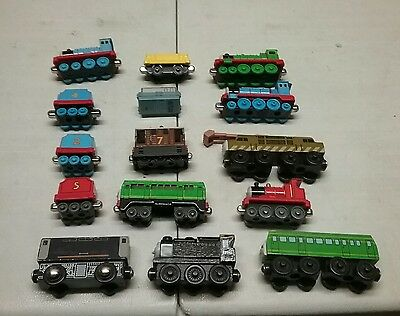Thomas the Train Toy Lot of 15