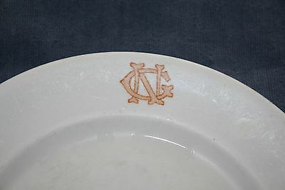 """9"""" Great Northern Manitoba Dinner Plate"""