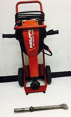 Hilti  Demolition Hammer Te 3000 Ave Breaker * Local Pick Up Only *