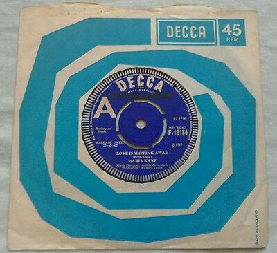RARE POP DEMO 45 Jacqueline Moore Queen Of The House/ What's Going On HAWKSHAW