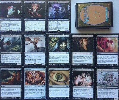 Instant DEMON and DISCARD DECK! Ready To Play 60 Cards Mtg Black