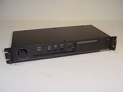 Vintage Audio Control AudioControl Phase Coupled Activator Crossover Blk Face 4